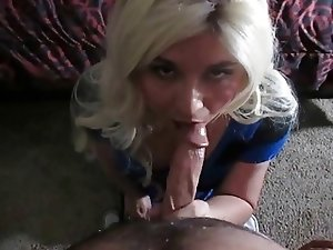 Alexia St James Big Cock With Ass Cum Shot